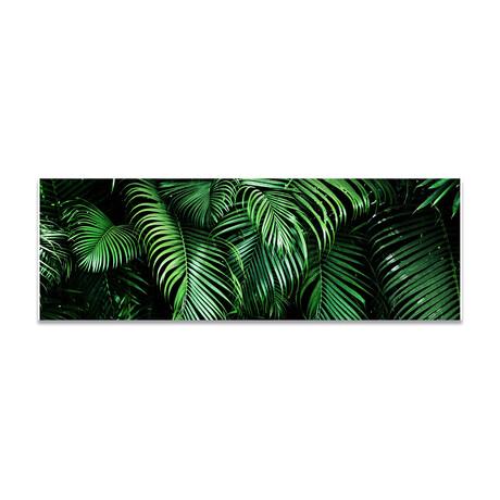 """Plant Texture 3 (16""""H x 48""""W x 0.5""""D)"""