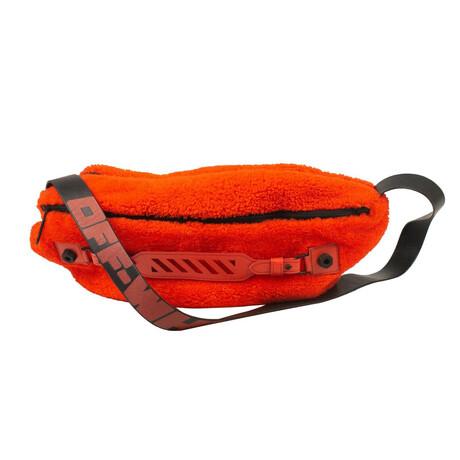 Orange 'Logo' Bum Bag