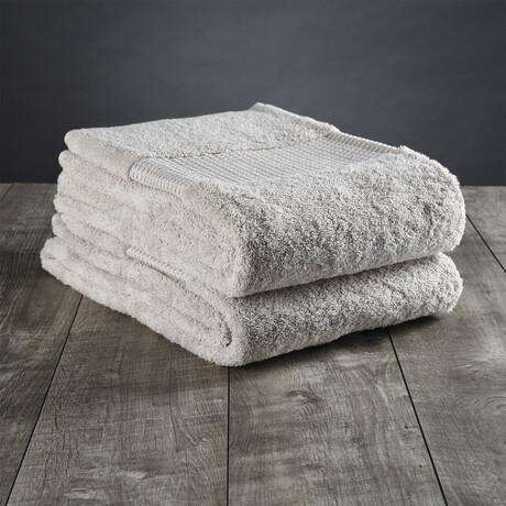 Organic Cotton Bath Sheet // Natural