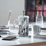 Barkoffee // French Press (Stainless Steel)