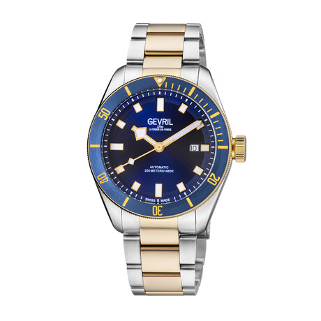 Gevril Yorkville Swiss Automatic // 48604