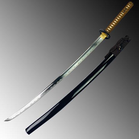 Musashi Shuriken Katana