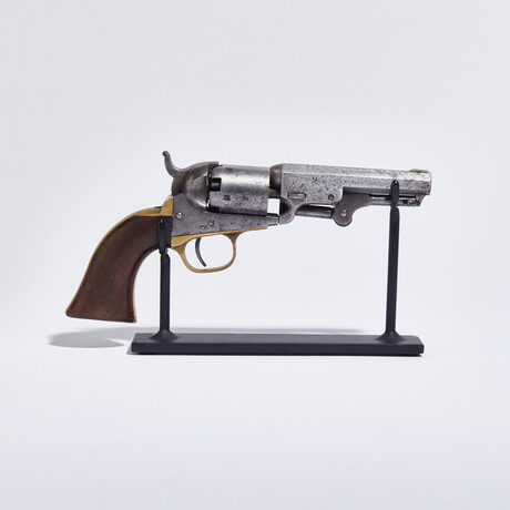 Civil War Colt Model 1849 // The Gun That Won The West