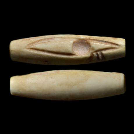Egyptian Eye of Horus Bead // 2nd century BC - 1st century AD