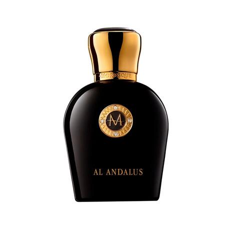 Moresque Parfums // Black Collection // Al-Andalus // 1.7oz Eau De Parfum Spray