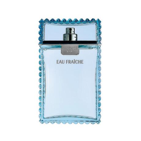 Versace // Eau Fraiche for Men // 6.7 oz Eau De Toilette