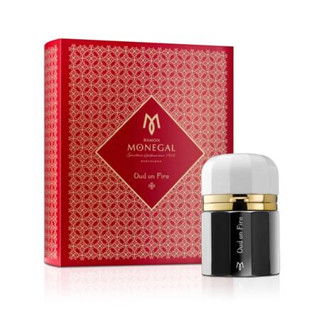 Ramon Monegal // Oud on Fire // 1.7 oz Extrait de Parfum