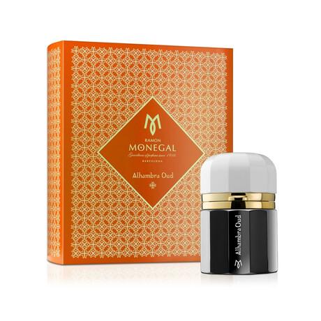 Ramon Monegal // Alhambra Oud // 1.7 oz Extrait de Parfum