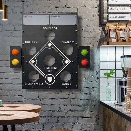 Baseball Wall Game