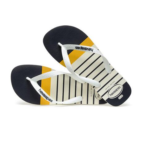 Top Nautical Sandal // White (US: 8)