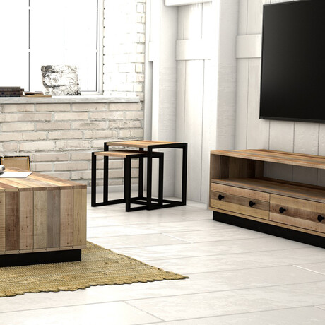 Oslo // Set of 2 Nesting Tables