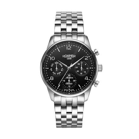 Roamer Modern Classic Chronograph Quartz // 509902-41-54-20