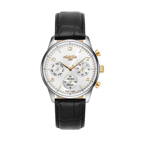 Roamer Modern Classic Chronograph Quartz // 509902-47-24-02