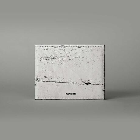 Dip Wallet // White