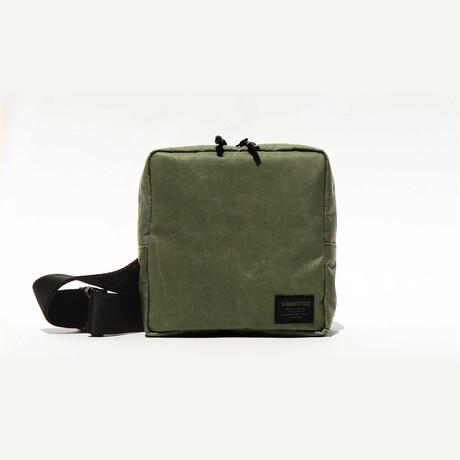 Aki Travel Bag // Vintage Khaki