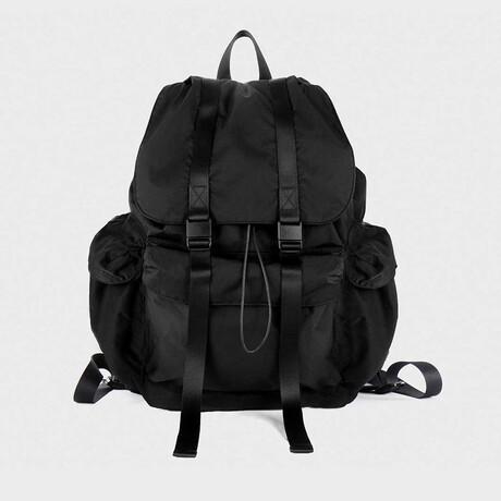 Bohemian Backpack // Black