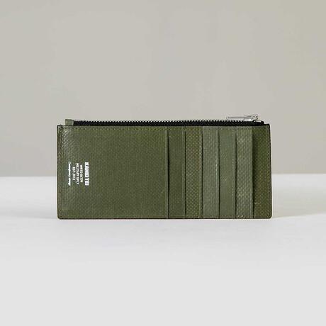 Herb Wallet // Vintage Khaki