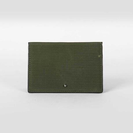 Om Wallet // Vintage Khaki