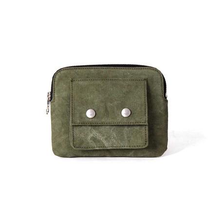 Soma Wallet // Vintage Khaki