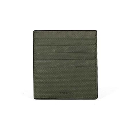Biscuit Wallet // Vintage Khaki