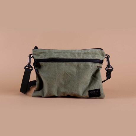 Leon Travel Bag // Vintage Khaki