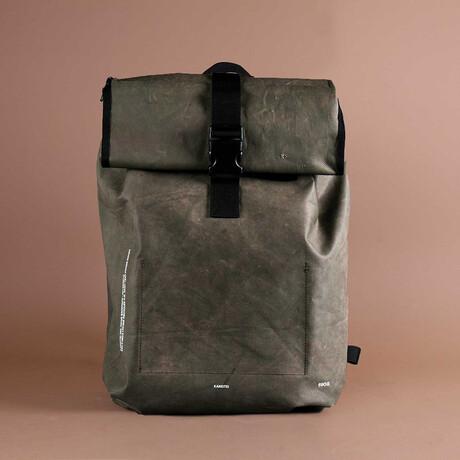 Viper Backpack // Vintage Khaki