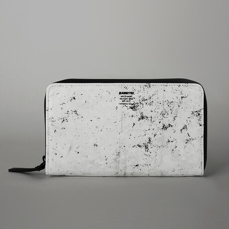 Berlin Wallet // White // Large