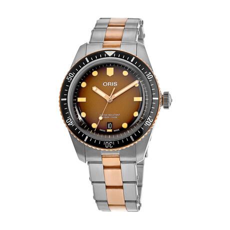 Oris Divers Automatic // 01 733 7707 4356-07 8 20 17