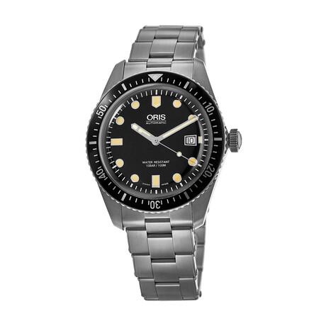 Oris Divers Automatic // 01 733 7720 4054-07 8 21 18