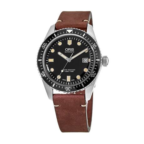 Oris Divers Automatic // 01 733 7720 4054-07 5 21 45