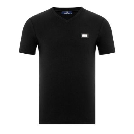Miriama T-Shirt // Black (Small)