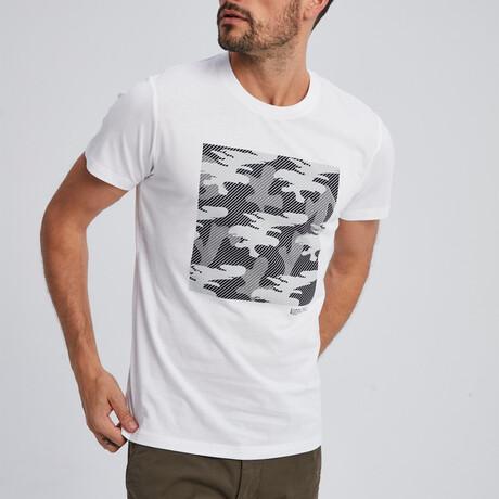 Boris T-Shirt // White (Small)