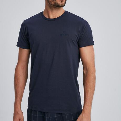 Ioane T-Shirt // Navy (Small)