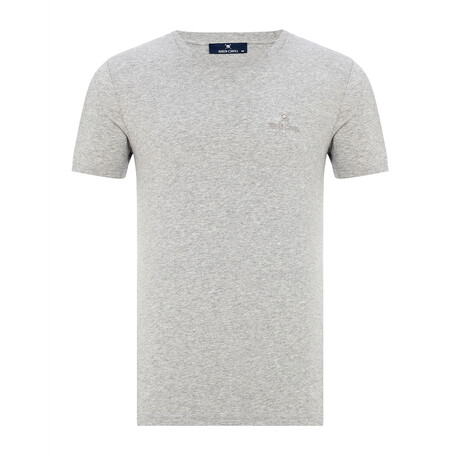 Ioane T-Shirt // Gray Melange (Small)