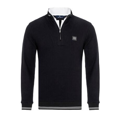 Ondrej Sweatshirt // Black (Small)