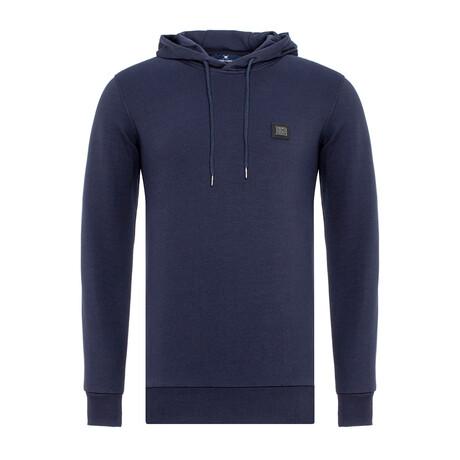 Dragomir Sweatshirt // Navy (Small)