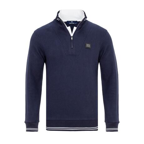 Ondrej Sweatshirt // Navy (Small)