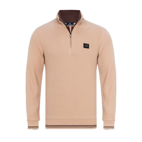 Ondrej Sweatshirt // Beige (Small)