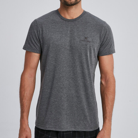 Ioane T-Shirt // Anthracite (Small)