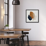 "Fragments Framed Print (12""H x 12""W x 1.5""D)"
