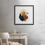 "Repulsive Form Framed Print (12""H x 12""W x 1.5""D)"
