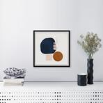 "Inside Reflection Framed Print (12""H x 12""W x 1.5""D)"