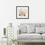"""Accelerated Vision Framed Print (12""""H x 12""""W x 1.5""""D)"""