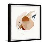"Torqued Creation Framed Print (12""H x 12""W x 1.5""D)"