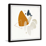 """Superimposed Thought Framed Print (12""""H x 12""""W x 1.5""""D)"""