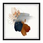 "The Darkened Creation Framed Print (12""H x 12""W x 1.5""D)"