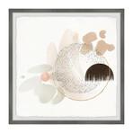 "Charming Present Framed Print (12""H x 12""W x 1.5""D)"