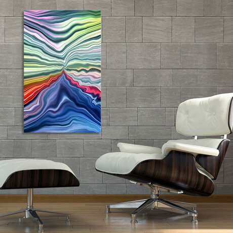 """Abstract I / EE (12""""H x 8""""W x 0.75""""D)"""
