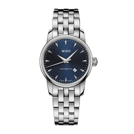 MIDO Ladies Baroncelli II Midnight Blue Automatic // M76004151