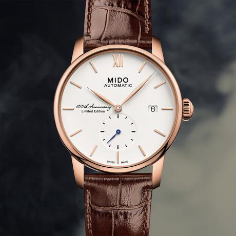 MIDO Baroncelli II Trilogy Automatic // M86083268